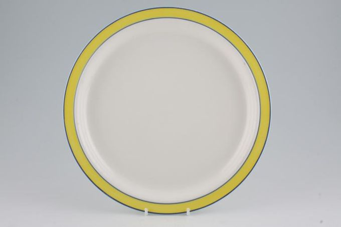 Royal Doulton Colours - Yellow Dinner Plate 10 1/2""