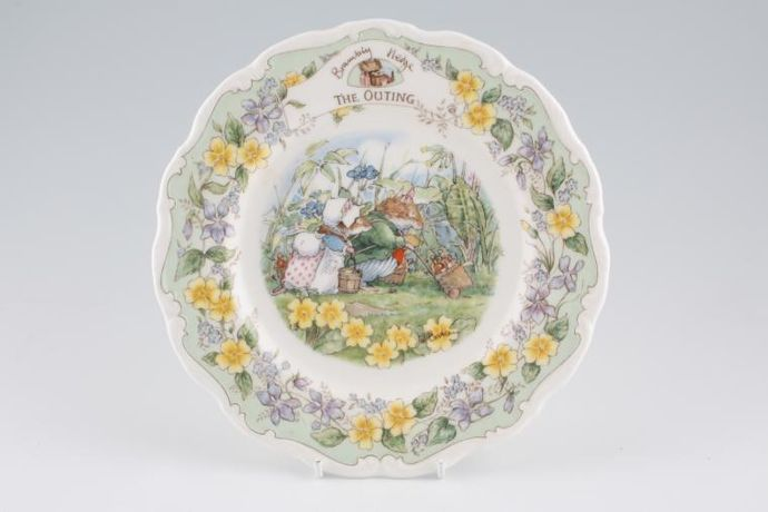 Royal Doulton Brambly Hedge - The Outing