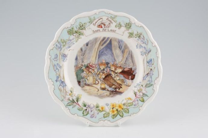 Royal Doulton Brambly Hedge - Safe At Last