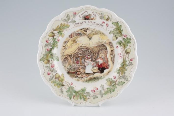 Royal Doulton Brambly Hedge - Where's Primrose