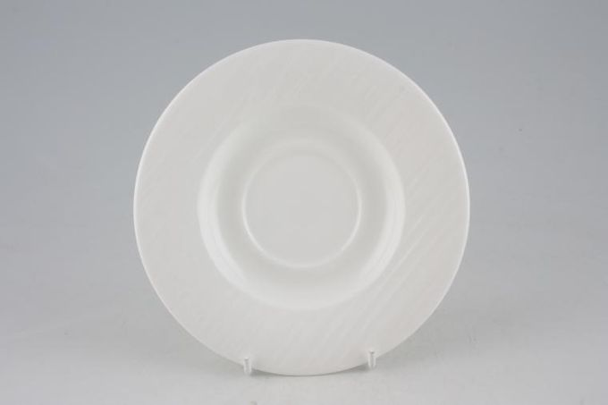 """Royal Doulton Fusion - Embossed Tea Saucer 6"""""""