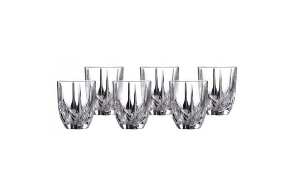 Royal Doulton Flame Tumbler - Set of 6 300ml