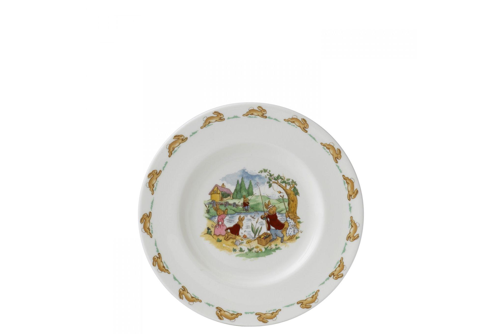 Royal Doulton Bunnykins Side Plate Designs Vary 20cm thumb 1