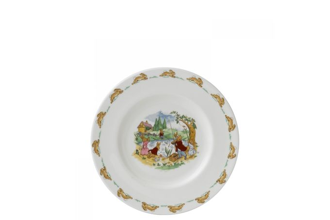 Royal Doulton Bunnykins Side Plate Designs Vary 20cm