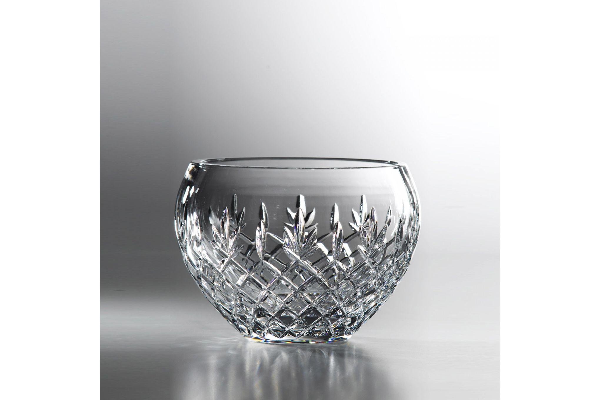 Royal Doulton Dorchester Glass Bowl Boxed - Deep 21cm thumb 2