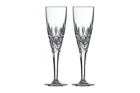 Royal Doulton Highclere Pair of Flutes 140ml