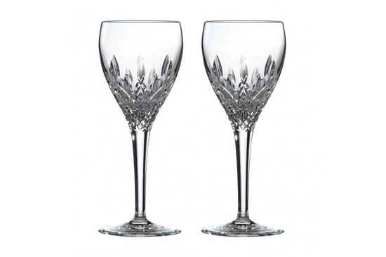Royal Doulton Highclere Pair of Wine Glasses 250ml