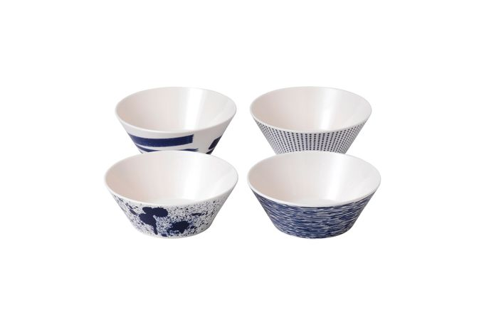 Royal Doulton Outdoor Living - Pacific Cereal Bowl - Set of 4 Melamine 15cm