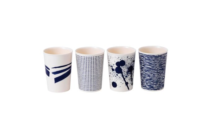 Royal Doulton Outdoor Living - Pacific Set of 4 Tumblers Melamine 300ml