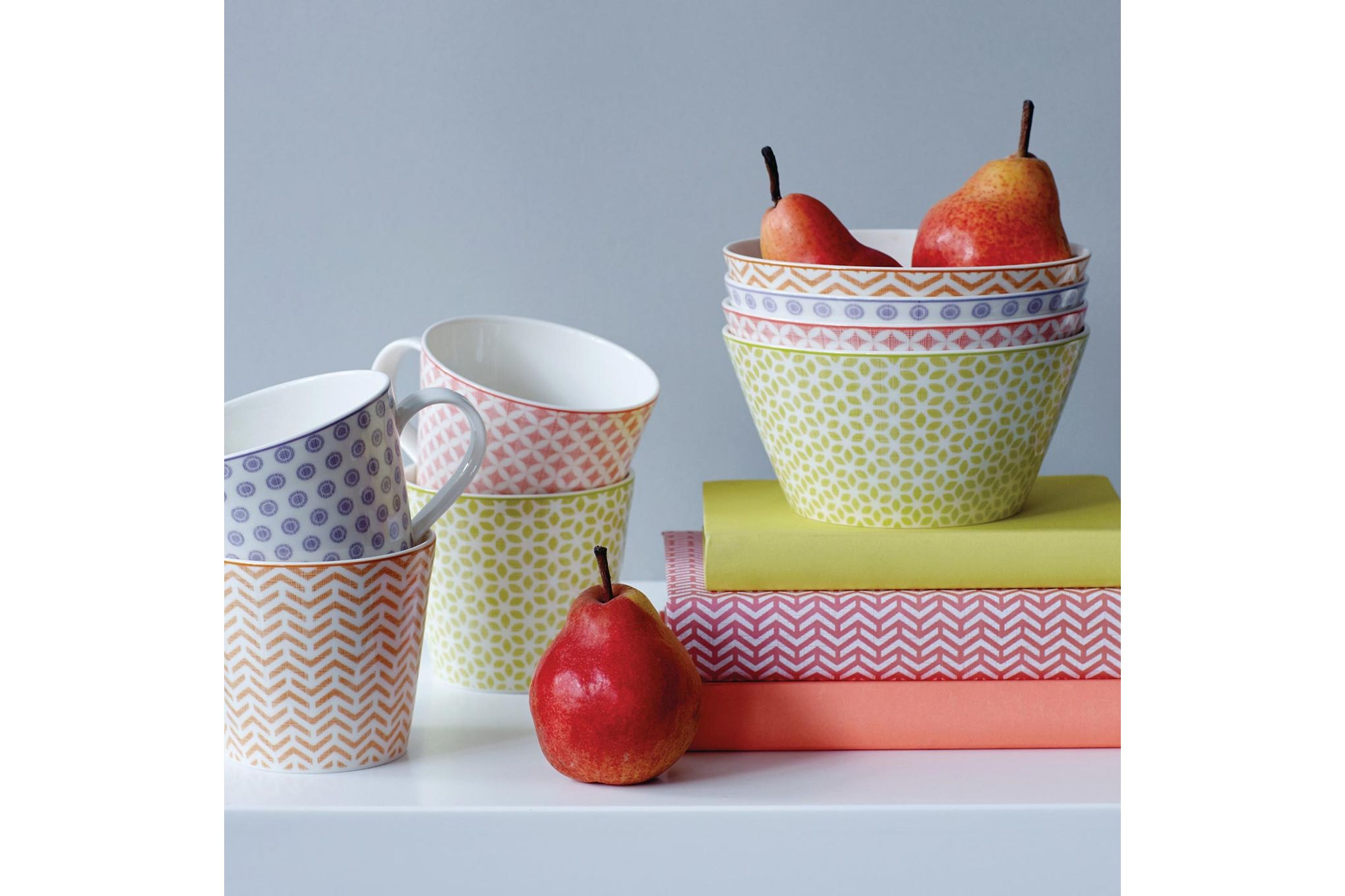 Royal Doulton Pastels Cereal Bowl - Set of 4 Accent 15cm thumb 2