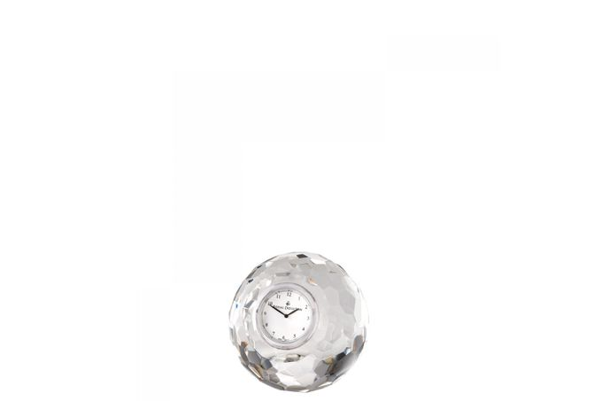Royal Doulton Radiance Clock Round Faceted Boxed