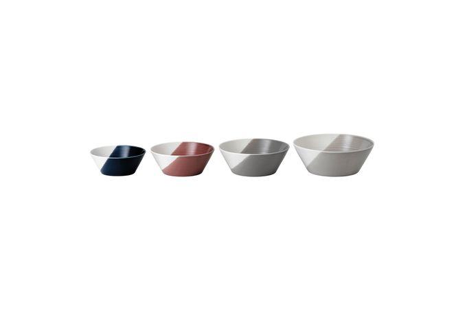Royal Doulton Bowls of Plenty 4 Piece Nesting Bowl Set