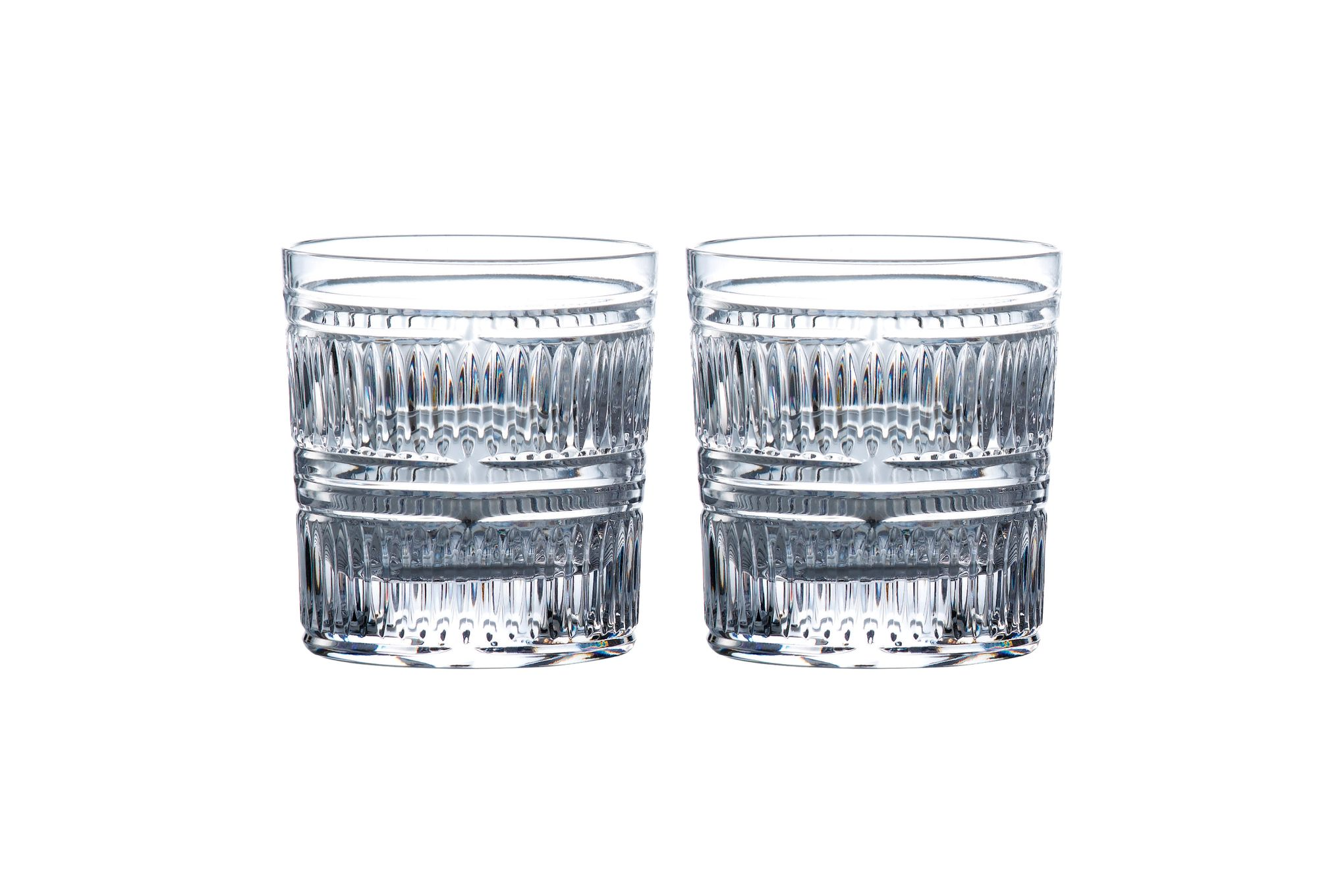 Royal Doulton Radial Pair of Tumblers 290ml thumb 1