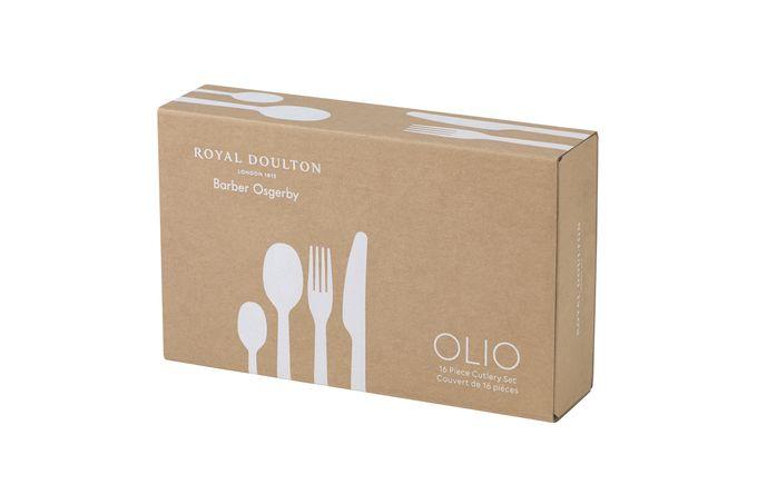 Royal Doulton Olio 16 Piece Cutlery Set