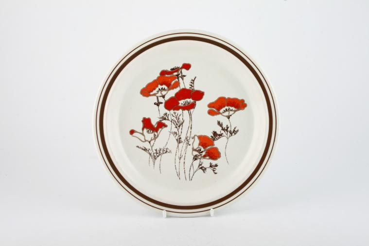 Royal Doulton - Fieldflower - L.S.1019 - Starter / Salad / Dessert Plate