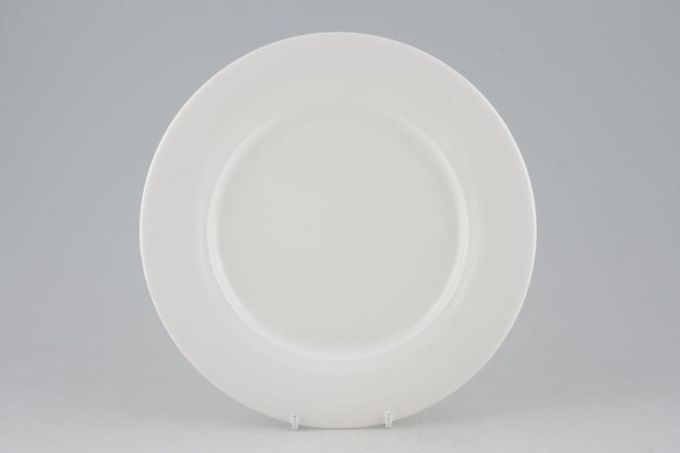 Royal Doulton Fusion - White Breakfast / Salad / Luncheon Plate 8 7/8""