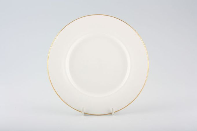"""Royal Doulton Fusion - Gold Breakfast / Lunch Plate 8 3/4"""""""