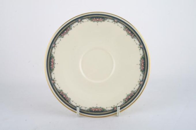 """Royal Doulton Albany - H5121 Tea Saucer Fits Soup Cup 6 1/8"""""""