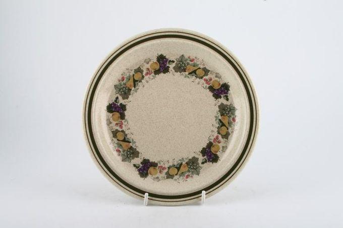 """Royal Doulton Harvest Garland - Thick Line - L.S.1018 Starter / Salad / Dessert Plate 8 5/8"""""""