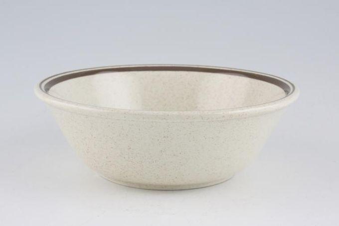 "Royal Doulton Hill Top - L.S.1025 Oatmeal / Cereal / Soup No Rim 6 3/8"""