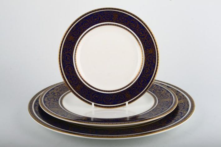 Royal Doulton Imperial Blue