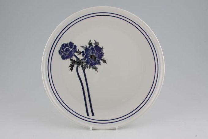 "Royal Doulton Indigo - L.S.1044 Dinner Plate 10 3/8"""
