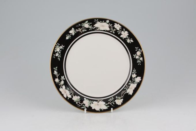 "Royal Doulton Intrigue - TC1153 Starter / Salad / Dessert Plate 8"""