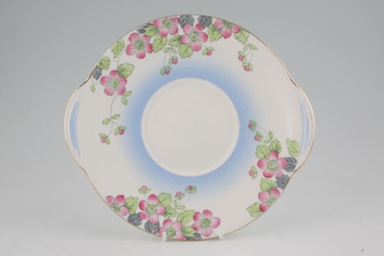 Royal Doulton - Juliet - H4664 - Cake Plate - Round-eared