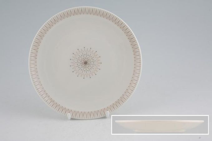 """Royal Doulton Morning Star - T.C.1026 - Fine China and Translucent Tea / Side / Bread & Butter Plate Normal edge 6 1/4"""""""