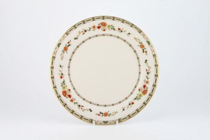 "Royal Doulton Mosaic Garden - T.C.1120 Breakfast / Salad / Luncheon Plate 8 3/4"""