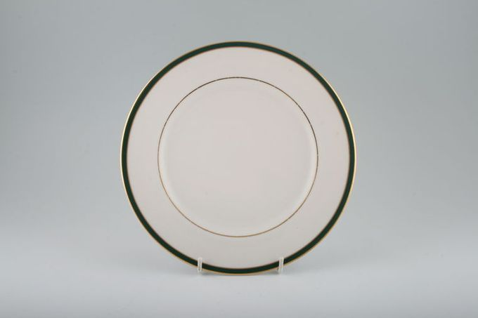 """Royal Doulton Oxford Green - T.C.1191 - Romance Collection Breakfast / Salad / Luncheon Plate 8 3/4"""""""