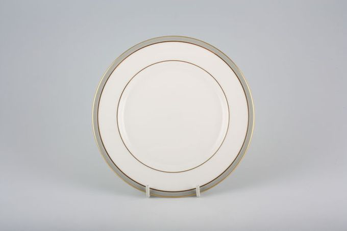 """Royal Doulton Oxford Grey - T.C.1190 Tea / Side / Bread & Butter Plate 6 1/2"""""""