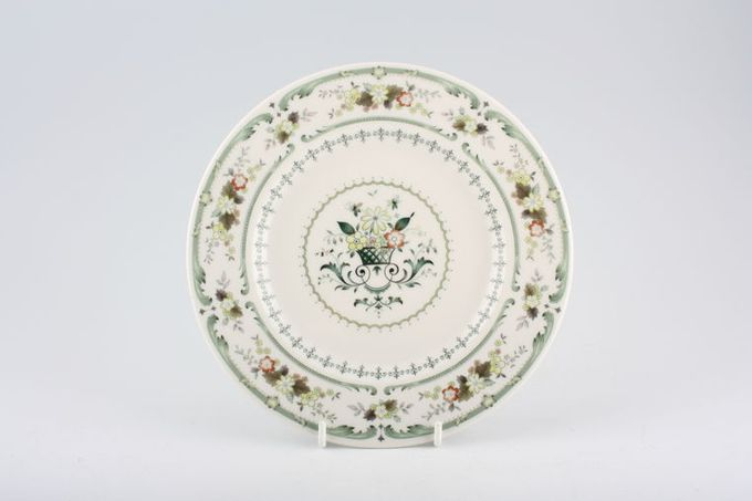 """Royal Doulton Provencal - T.C.1034 Breakfast / Salad / Luncheon Plate 9"""""""