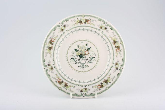 "Royal Doulton Provencal - T.C.1034 Starter / Salad / Dessert Plate 8"""