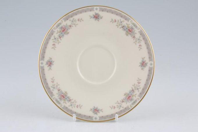 """Royal Doulton Rebecca - H5153 Tea Saucer 6"""""""