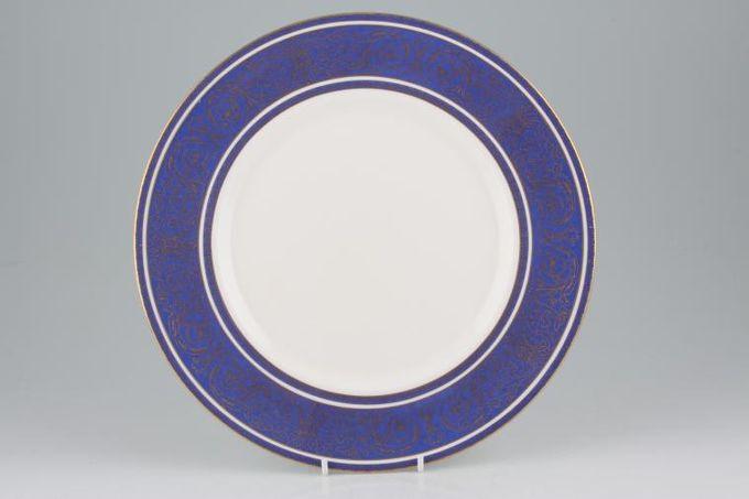 "Royal Doulton Royal Windsor Blue - H4970 Dinner Plate 10 5/8"""