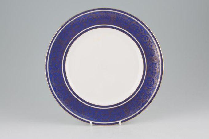 "Royal Doulton Royal Windsor Blue - H4970 Breakfast / Lunch Plate 9"""