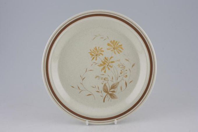 """Royal Doulton Sandsprite - thick line - L.S.1013 Breakfast / Salad / Luncheon Plate 8 5/8"""""""