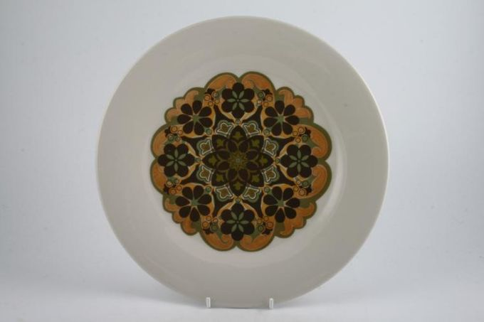 Royal Doulton Segovia - T.C.1084 Breakfast / Salad / Luncheon Plate 8 7/8""