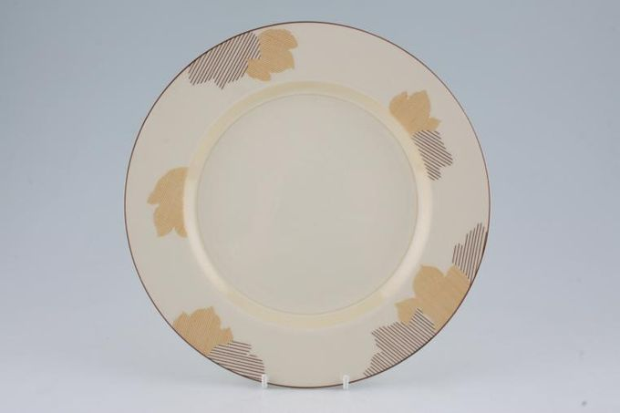 """Royal Doulton Athlone - Brown - D5551 Breakfast / Salad / Luncheon Plate 9 1/2"""""""