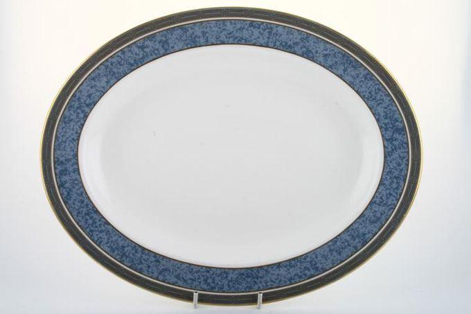 "Royal Doulton St. Pauls - H5062 Oval Plate / Platter 13 5/8"""