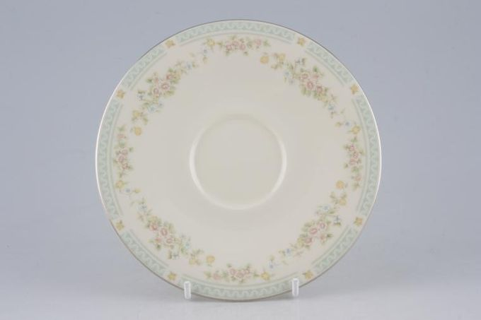 Royal Doulton Stephanie - H5092 Tea Saucer 6""