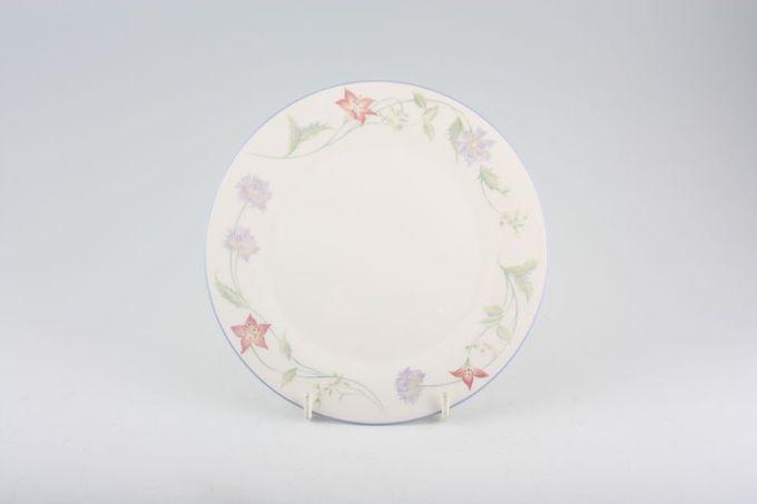"Royal Doulton Summer Carnival Starter / Salad / Dessert Plate 8"""