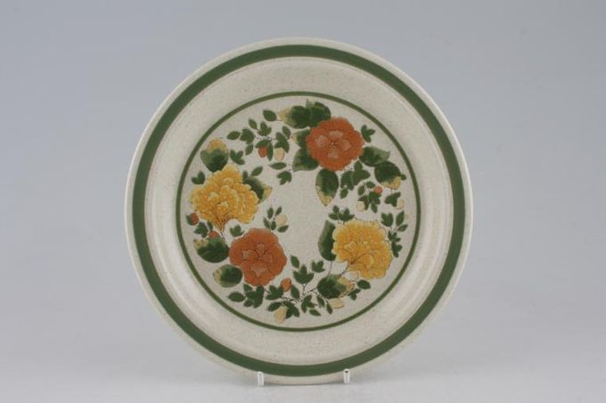 Royal Doulton Autumn Morn - L.S.1017 Breakfast / Salad / Luncheon Plate 8 3/4""