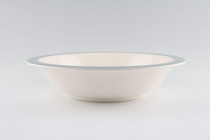 """Royal Doulton Tracery - D6442 Vegetable Tureen Base Only 9 3/4"""""""