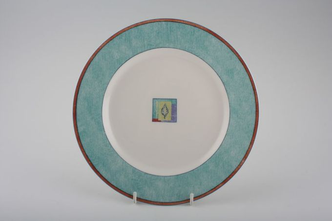 Royal Doulton Trailfinder - T.C.1245 Breakfast / Salad / Luncheon Plate centre pattern 8 7/8""