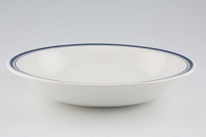 """Royal Doulton Biscay - L.S.1007 Vegetable Dish (Open) 10 3/4"""""""