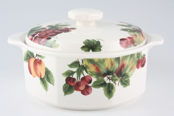 Royal Doulton Vintage Grape - T.C.1193 Vegetable Tureen with Lid