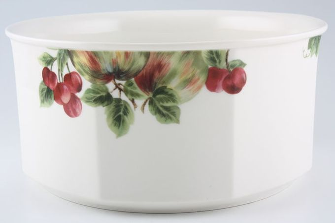 "Royal Doulton Vintage Grape - T.C.1193 Serving Bowl 4 1/2"" deep 9"""