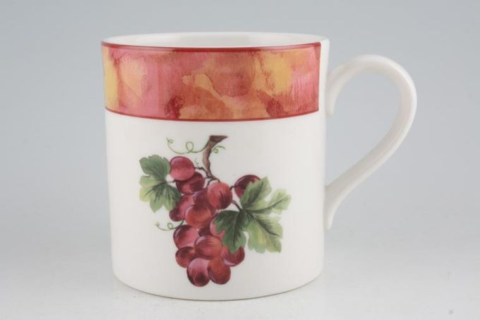 Royal Doulton Vintage Grape - T.C.1193 Mug Large 4 x 4""